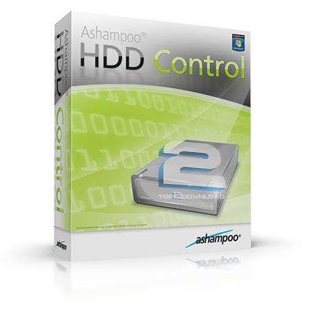 Ashampoo HDD Control | تاپ 2 دانلود