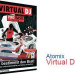 دانلود نرم افزار میکس موزیک Atomix Virtual DJ Pro 8.0.2048