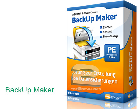 BackUp Maker | تاپ 2 دانلود