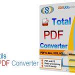 دانلود نرم افزار تبدیل پی دی اف Coolutils Total PDF Converter 5.1.32