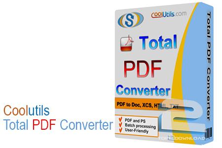 Coolutils Total PDF Converter | تاپ 2 دانلود