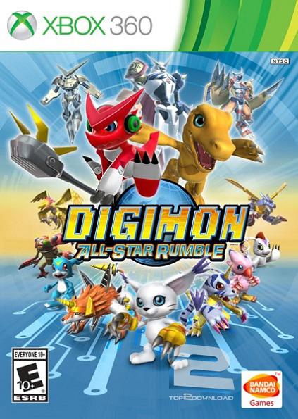 Digimon All Star Rumble | تاپ 2 دانلود