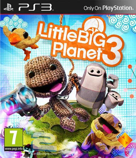 Little Big Planet 3 | تاپ 2 دانلود