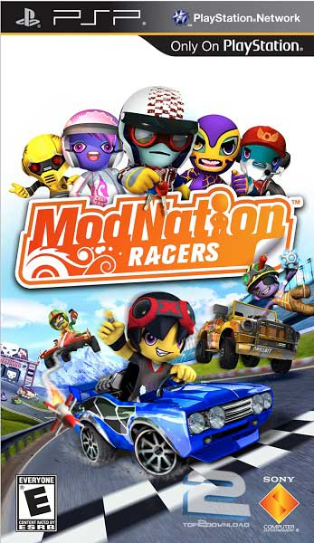ModNation Racers | تاپ 2 دانلود