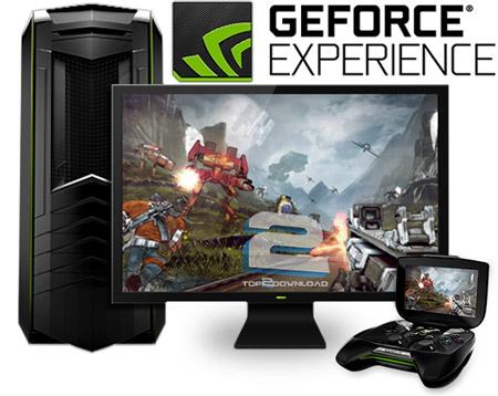 Nvidia GeForce Experience | تاپ 2 دانلود