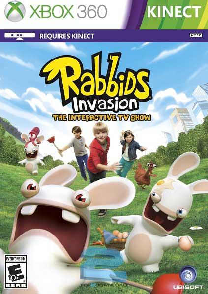 Rabbids Invasion | تاپ 2 دانلود