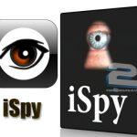 دانلود نرم افزار تبدیل وبکم به دوربین امنیتی iSpy 6.2.7.0