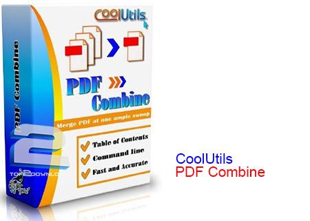 CoolUtils PDF Combine | تاپ 2 دانلود
