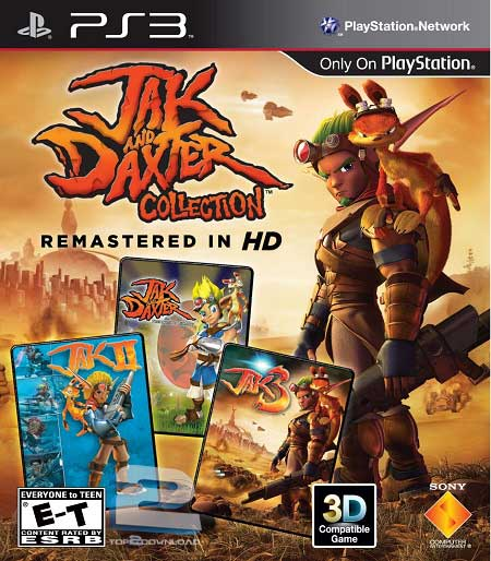 Jak and Daxter Collection | تاپ 2 دانلود