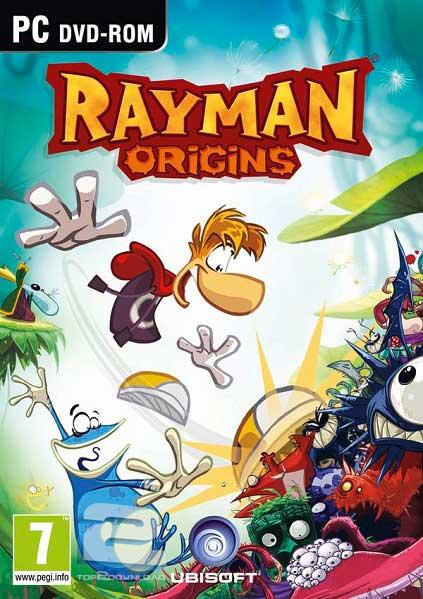 Rayman Origins | تاپ 2 دانلود