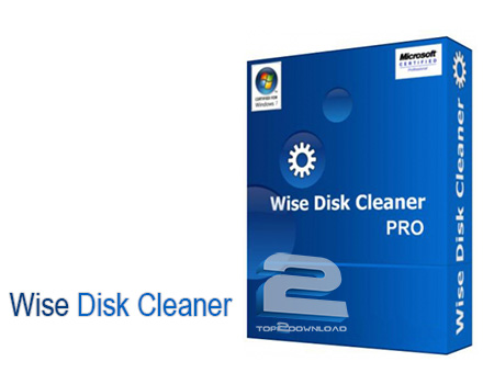 Wise Disk Cleaner | تاپ 2 دانلود