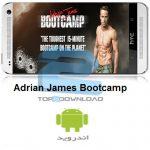 تناسب اندام با 6Pack Prodaction Adrian James Bootcamp برای اندروید