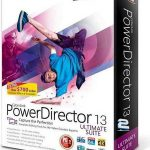 دانلود نرم افزار CyberLink PowerDirector Ultimate Suite v13