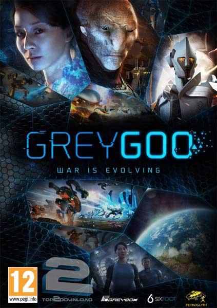 Grey Goo | تاپ 2 دانلود