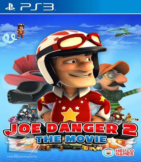 Joe Danger 2 The Movie | تاپ 2 دانلود