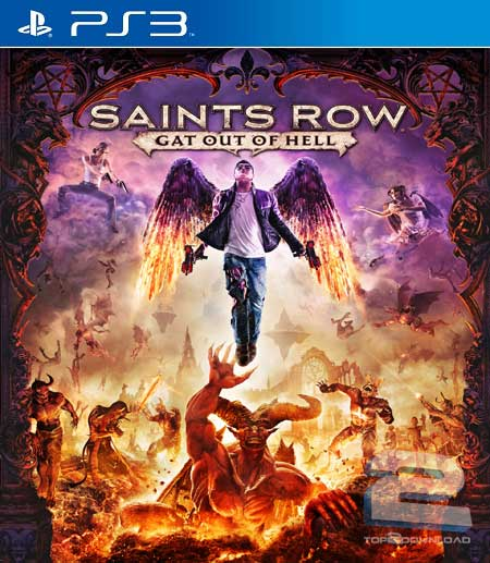 Saints Row Gat out of Hell | تاپ 2 دانلود