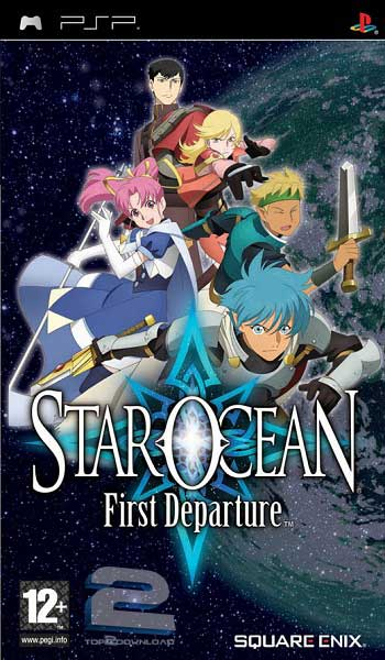Star Ocean First Departure | تاپ 2 دانلود