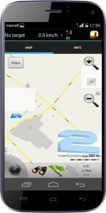 دانلود مکان یاب Maverick بهمراه نقشه شهرهای ایران برای اندروید | تاپ 2 دانلود