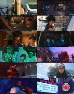 دانلود انیمیشن Big Hero 6 2014 | تاپ 2 دانلود