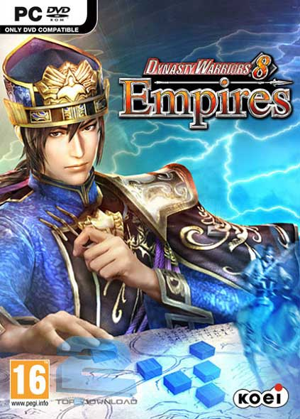 Dynasty Warriors 8 Empires | تاپ 2 دانلود