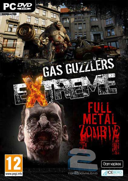 Gas Guzzlers Extreme Full Metal Zombie Game Download for PC