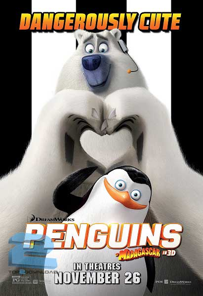 Penguins of Madagascar 2014 | تاپ 2 دانلود