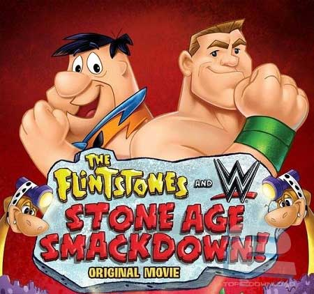 The Flintstones and WWE Stone Age Smackdown 2015 | تاپ 2 دانلود