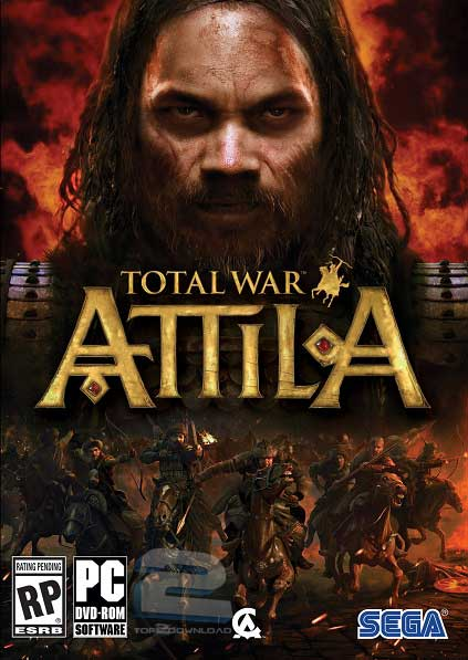Total War ATTILA Empires of Sand Culture Pack DLC | تاپ 2 دانلود