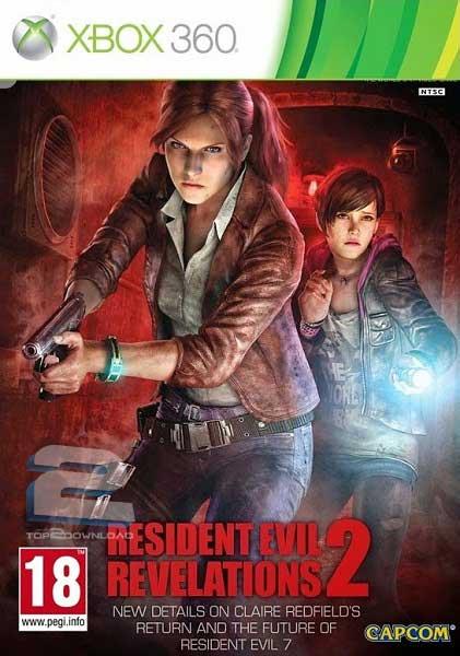Resident Evil Revelations 2 | تاپ 2 دانلود