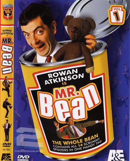 Mr Bean Complete Collection TV series | تاپ 2 دانلود