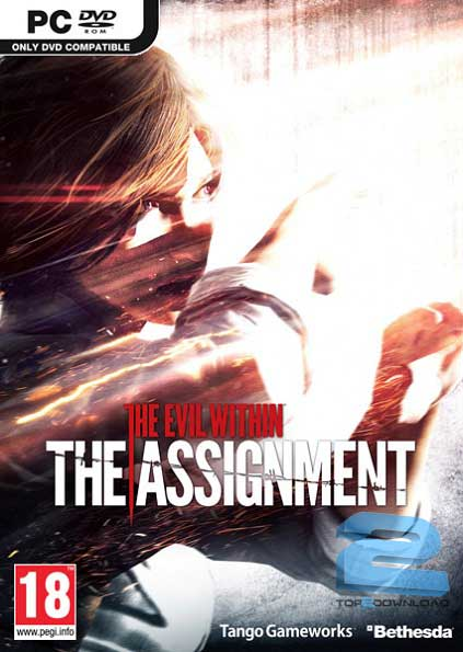 The Evil Within The Assignment DLC | تاپ 2 دانلود