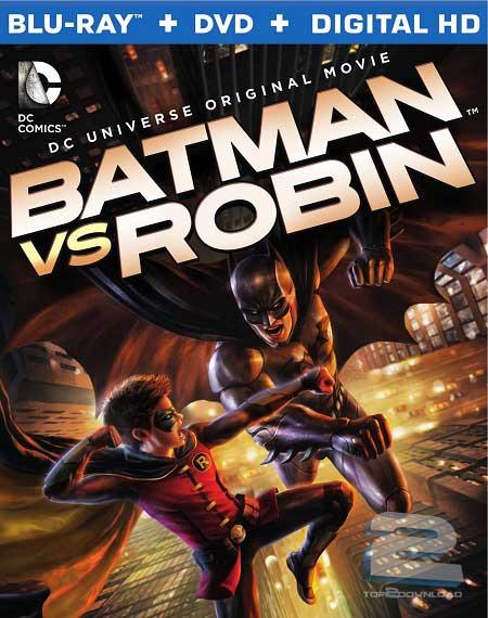 Batman vs Robin 2015 | تاپ 2 دانلود
