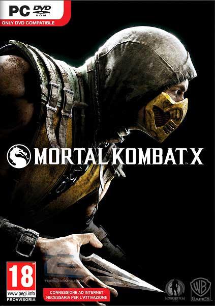 Mortal Kombat X | تاپ 2 دانلود