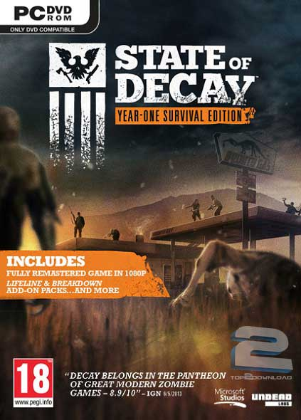 State of Decay Year One Survival Edition | تاپ 2 دانلود