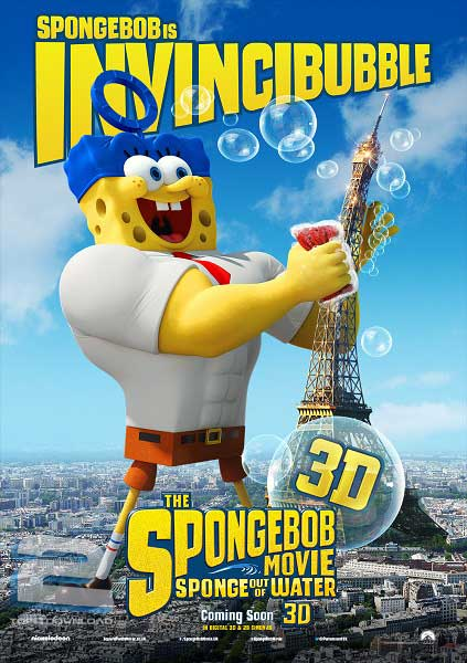 The SpongeBob Movie Sponge Out of Water 2015 | تاپ 2 دانلود