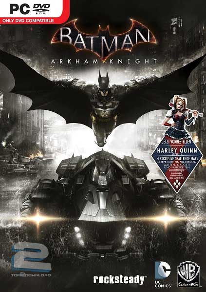 Batman Arkham Knight | تاپ 2 دانلود