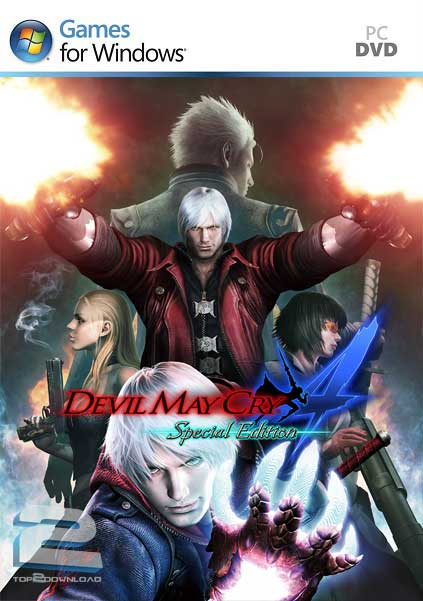 Devil May Cry 4 Special Edition | تاپ 2 دانلود