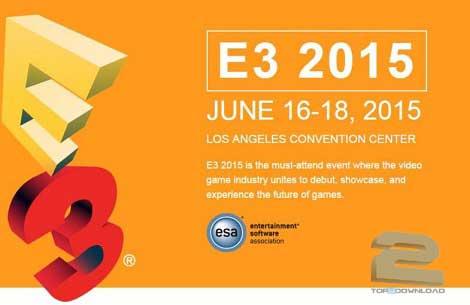 E3 2015 | تاپ 2 دانلود