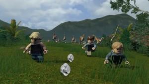 دانلود بازی LEGO Jurassic World برای PS4 | تاپ 2 دانلود