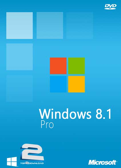 Microsoft Windows 8.1 8in1 May 2015 x86/x64 | تاپ 2 دانلود