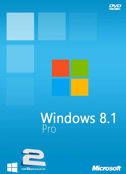 Microsoft Windows 8.1 8in1 May 2015 x86/x64 | تاپ 2 دانلود