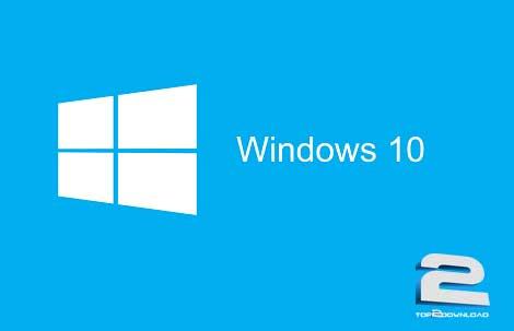 Windows 10 Pro-Enterprise Insider Preview x86/x64 | تاپ 2 دانلود