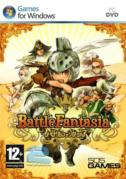 Battle Fantasia | تاپ 2 دانلود