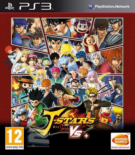 J-Stars Victory VS Plus   تاپ 2 دانلود