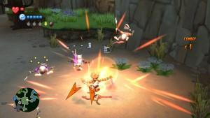 دانلود بازی Legend of Kay Anniversary برای XBOX360 | تاپ 2 دانلود