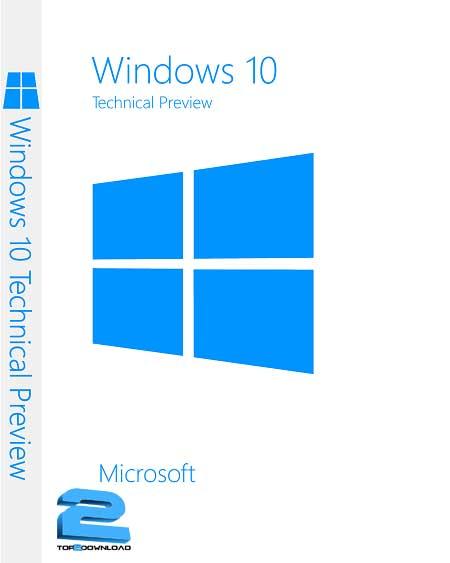 Windows 10 Pro-Enterprise-Home x86/x64   تاپ 2 دانلود