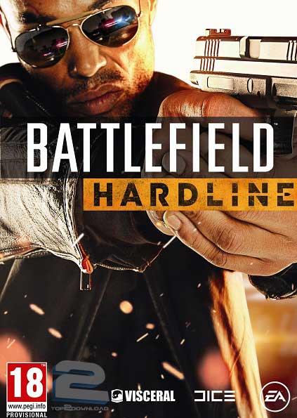 Battlefield Hardline | تاپ 2 دانلود