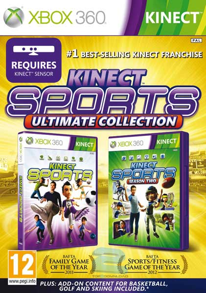 Kinect Sports Ultimate Collection | تاپ 2 دانلود