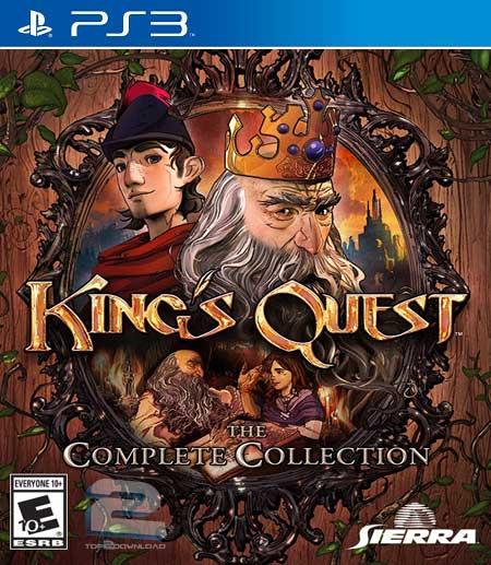 Kings Quest | تاپ 2 دانلود