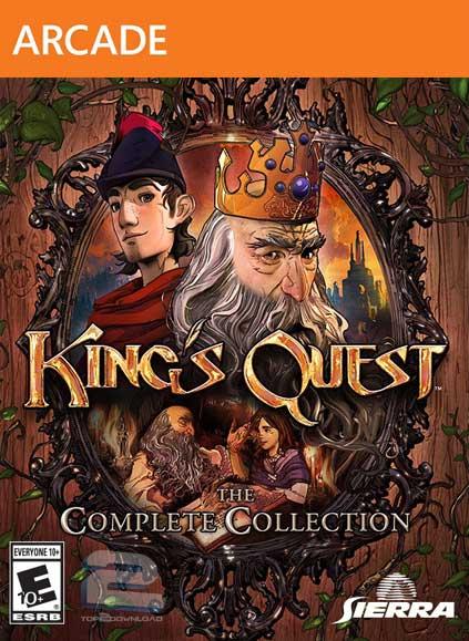 Kings Quest   تاپ 2 دانلود